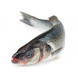 Wild sea bass - whole fish - 750g