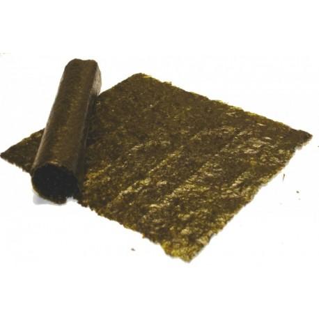 Nori en feuilles pour Sushi - 10 feuilles - Les Algues Gastronomes