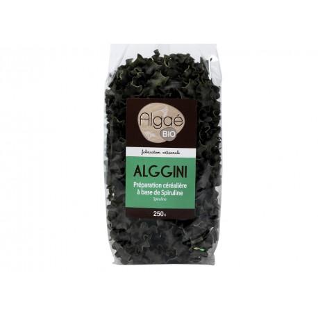 Pâtes aux algues BIO à la Spiruline