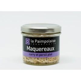 Maquereaux - curry et persil plat