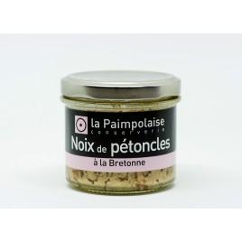 Noix de pétoncles - à la bretonne