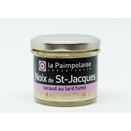 Saint Jacques - au lard fumé