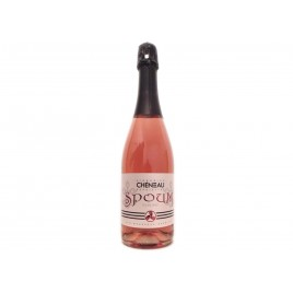 Spoum Gwin Roz - Sparkling Rose Wine