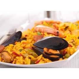 Paella recipe kit