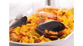 Paella recipe kit