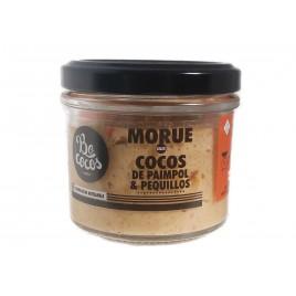 Terrine Cocos de Paimpol - Morue et Pequillos - Bococos - 90g