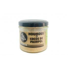 Houmous aux Cocos de Paimpol - 90g