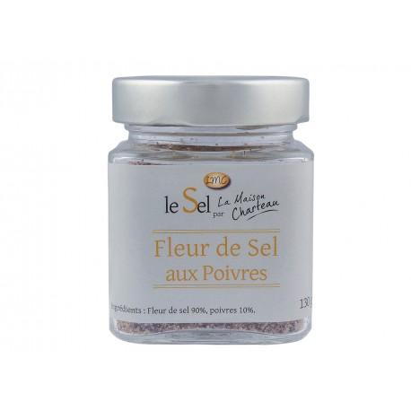 Fleur de Sel aux Poivres - La Maison Charteau