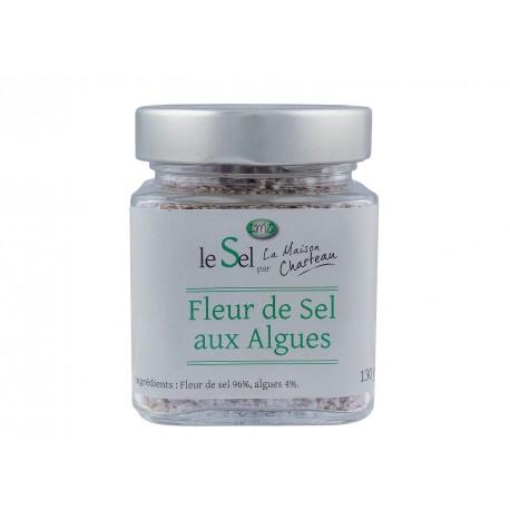 Fleur de Sel aux Algues - La Maison Charteau