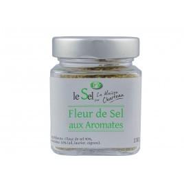 Fleur de Sel aux Aromates - 130g