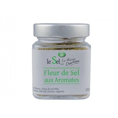 Fleur de Sel aux Aromates - La Maison Charteau