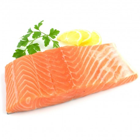 SALMON STEAK – 200g