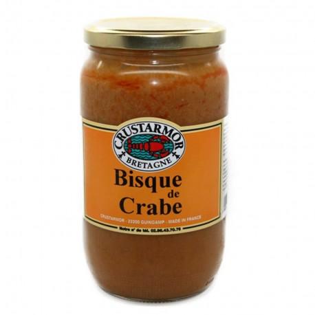 Crab bisque