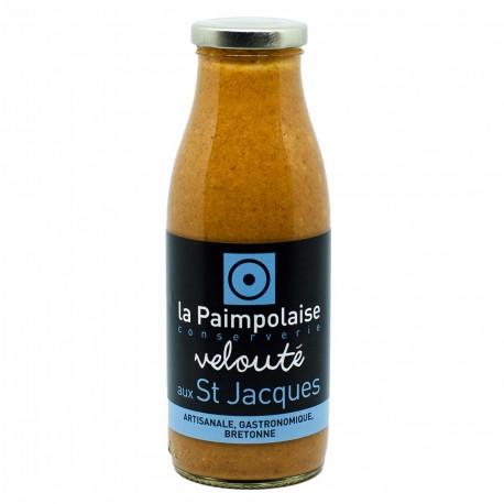 Velouté aux St Jacques - Artisanale