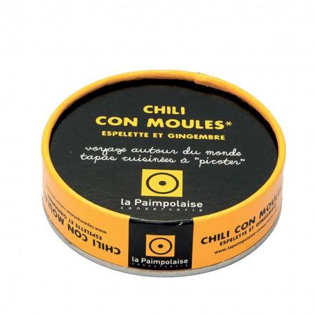La tapas chili con moules, espelette & gingembre - 100g
