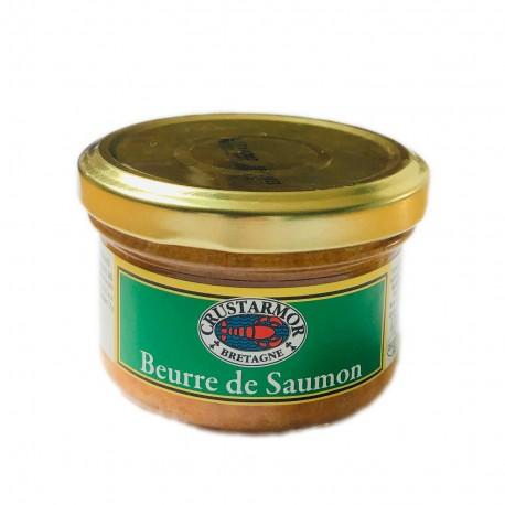 Beurre de Saumon - Crustarmor