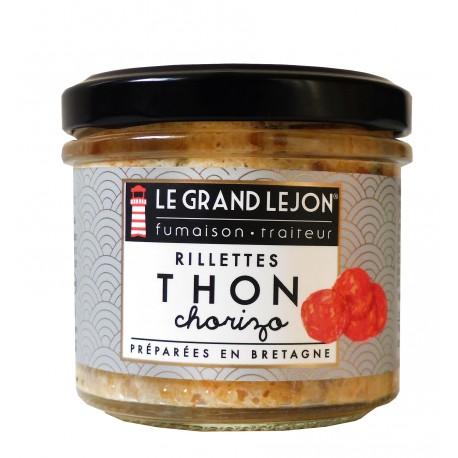Rillettes de thon chorizo