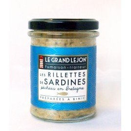 Rillettes de Sardines - 170g