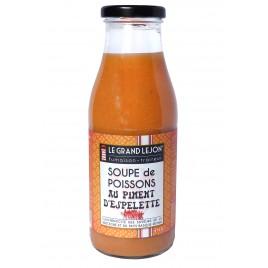 Soupe de poisson L'Authentique - Le Grand Léjon