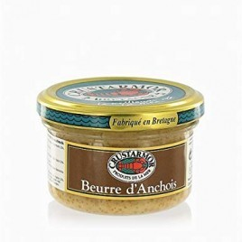 Anchovy butter - Crustarmor