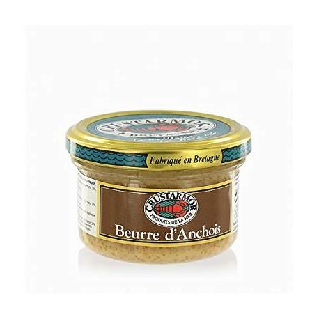 Beurre de d'Anchois - Crustarmor