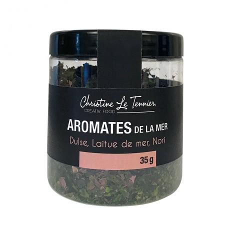 Haricot de mer en marinade - Les Algues Gastronomes