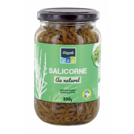 Salicorne au naturel Algae