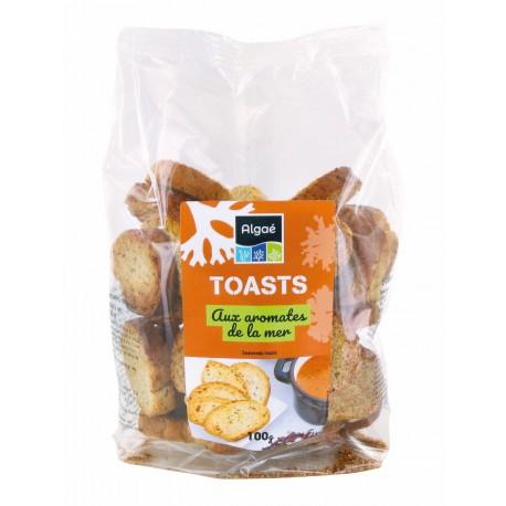 Garlic croutons - 100g