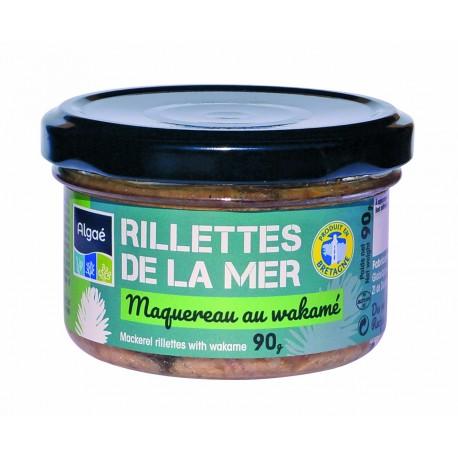 Tartare d'algues Arctic bio - Marinoë