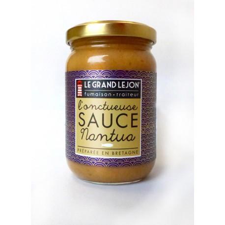 Sauce onctueuse nantua