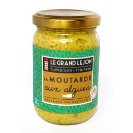 Moutarde aux algues le grand léjon