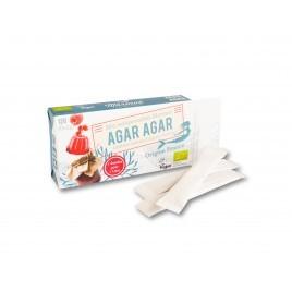 Agar Agar BIO en poudre - sachet 5*4g - Les Algues Gastronomes