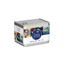 Coffret sardines millésimées