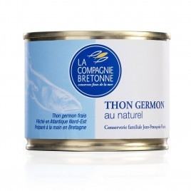 Thon blanc Germon au naturel 200g