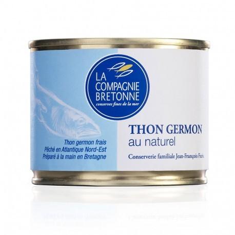 Thon blanc Germon au naturel 200g
