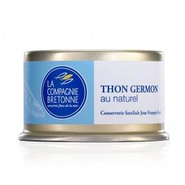 LE THON BLANC GERMON ENTIER AU NATUREL 135G