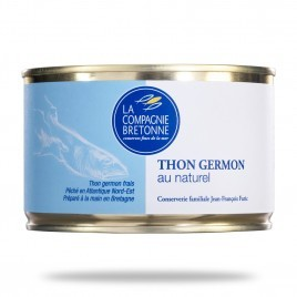 Thon blanc Germon au naturel 400g