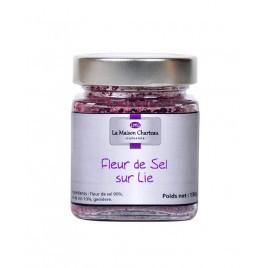 Fleur de sel sur lies – 130g