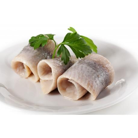 Filets de Hareng fumé - lot de 1kg