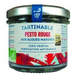 Pesto Rouge Marin - 90g