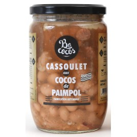 Paimpo Beans & candied sausages - 600g