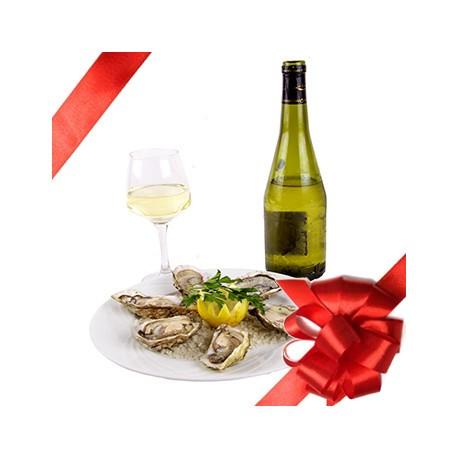 Coffret Cadeau Iodé + un couteau à huîtres offert