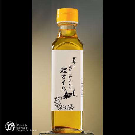 Huile de colza à la bonite séchée katsuobushi