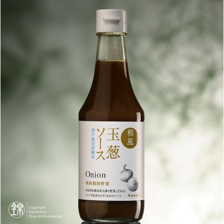 Sauce oignon à la japonaise