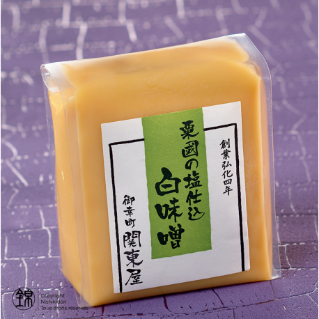 Miso blanc au sel d'Aguni Okinawa - 100g