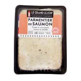 Parmentier au Saumon - 300g