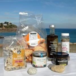 Sélection de produits aux algues