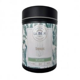 Organic green tea with spirulina - 100g