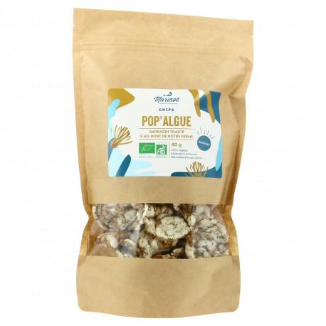Chips Pop Algue Bio - 40g
