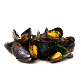 Mussels from Bréhat - 1kg